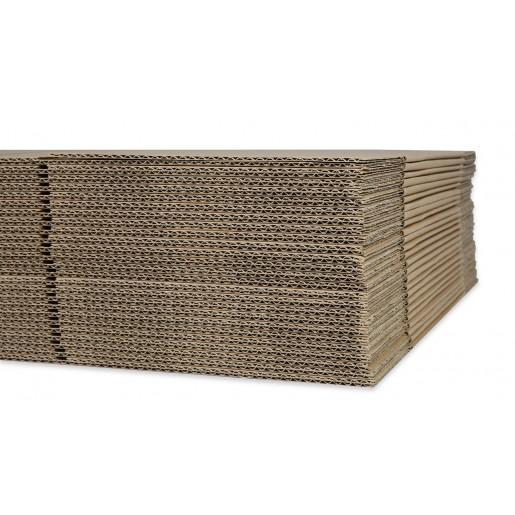 Картонная коробка Т-22 - 280 × 150 × 240 / объем 2,7 кг