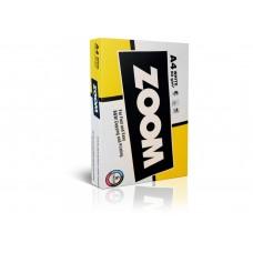 Бумага офисная ZOOM, А4, 80г / м2, 500л, класс C