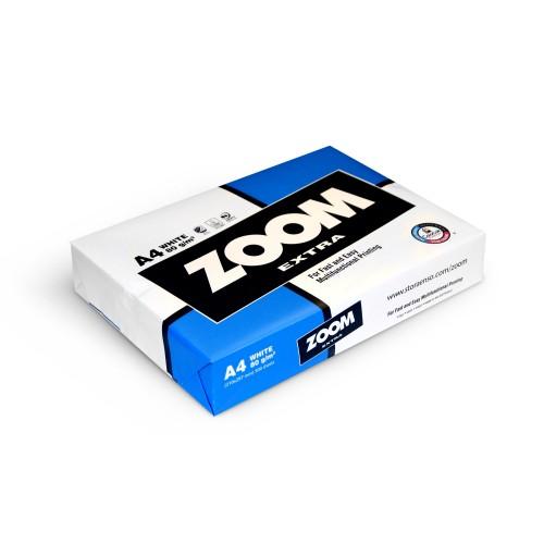 Бумага офисная Zoom Extra, Stora Enso, А4 80г / м2