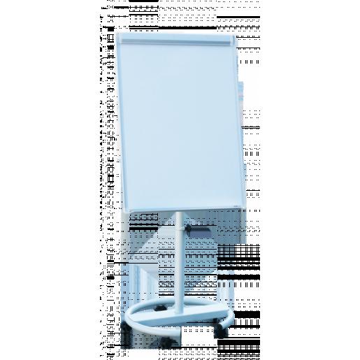 Флипчарт магнитный сухостираемый мобильный, 70 х100см