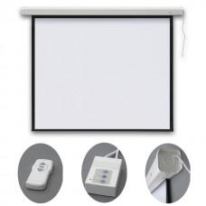 Экран настенный электрический PROFI electric 199x199, EEP2020