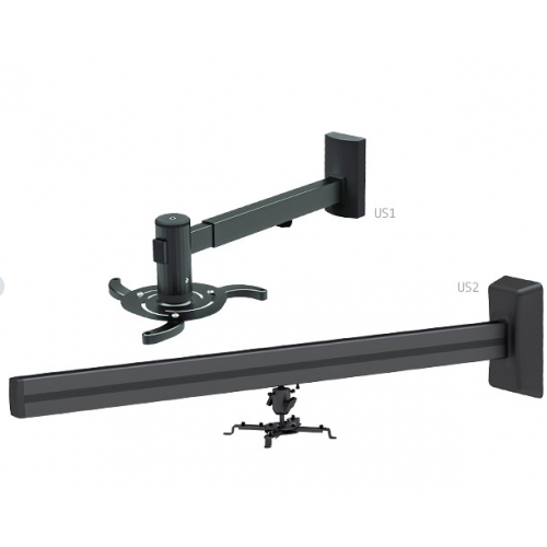 Универсальный держатель для проекторов для крепления на стене 850 - 1350 mm, US1