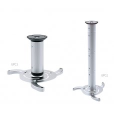 Универсальный держатель для проекторов для крепления на потолке 80 or 170 mm, UPC1