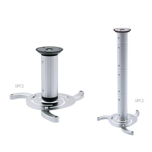Универсальный держатель для проекторов для крепления на потолке 80 - 980 mm, UPC2