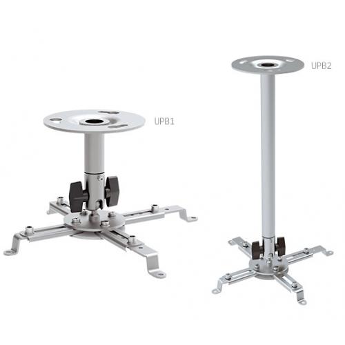 Универсальный держатель для проекторов для крепления на потолке 150 mm, UPB1