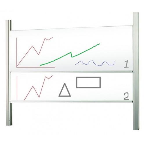 Доски для маркера / маркера 120x300, STSS1230P3
