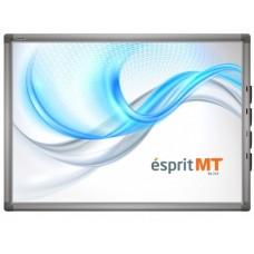 Доска настенная интерактивная сенсорная, 10 прикосновений 2x3 ésprit МТ 174,5х123,3 / 80 ''