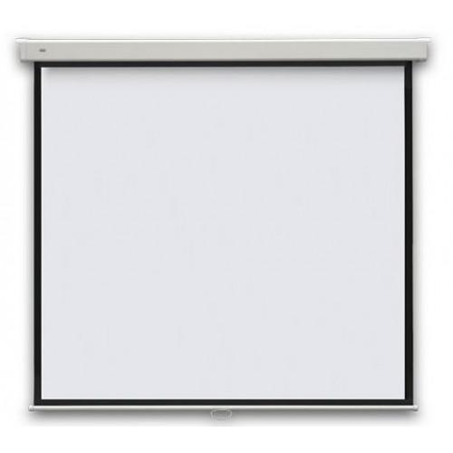 Экран настенный, с фиксацией PROFI manual 150x150, EMPR1515