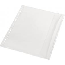 Файл-конверт А4, 11 отверстий, PVC