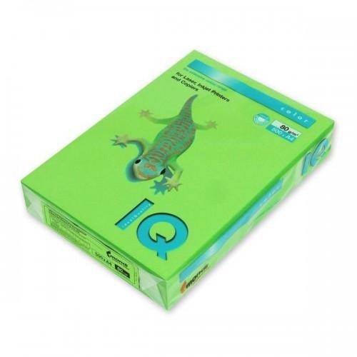Бумага цветная интенсив А4, 500 листов, темно-зеленый