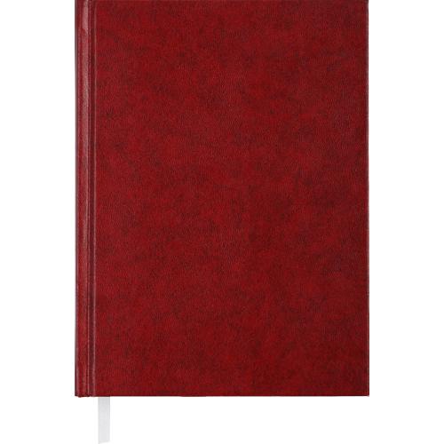 Ежедневник недатированный BASE(Miradur), A5, бордовый