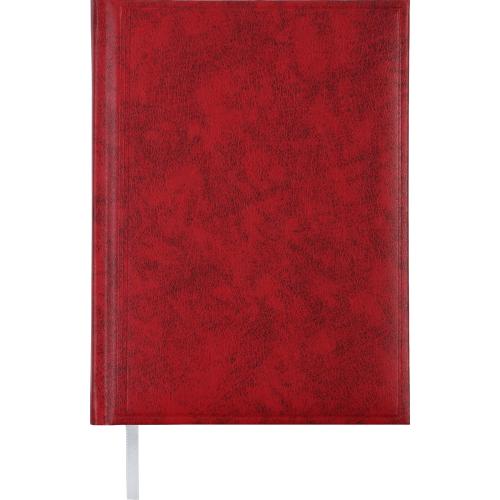 Ежедневник недатированный BASE(Miradur), A5, красный
