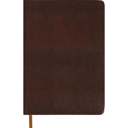 Ежедневник недатированный AMAZONIA, A5, коричневый