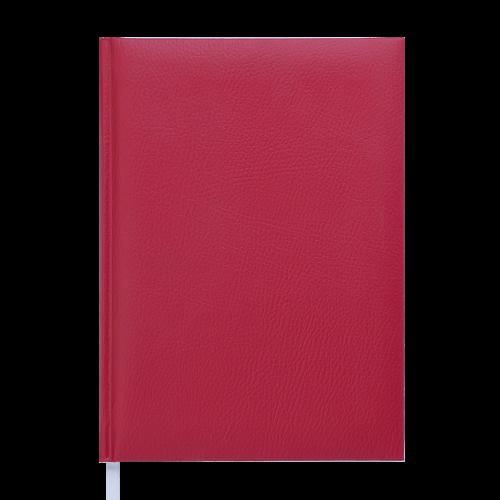 Ежедневник недатированный BELCANTO, A5, 288 стр., красный