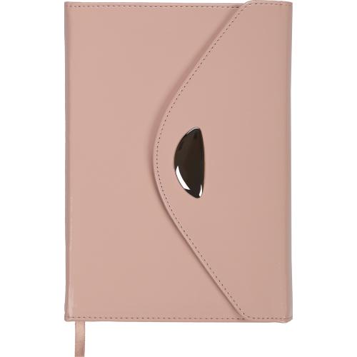 Ежедневник недатированный BLAZE, A5, какао