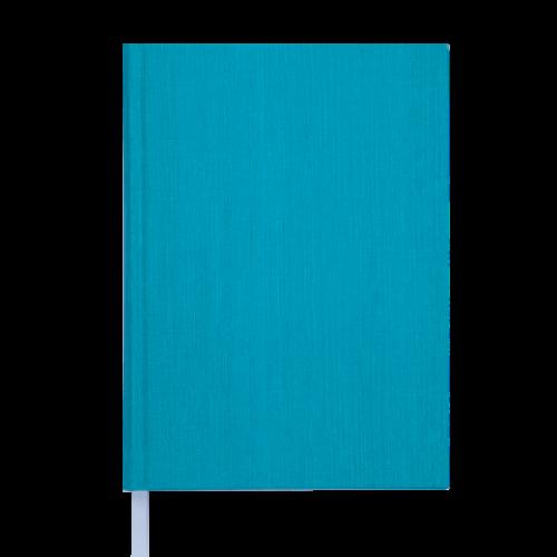 Ежедневник недатированный ACTUAL, A5, 288 стр., бирюзовый