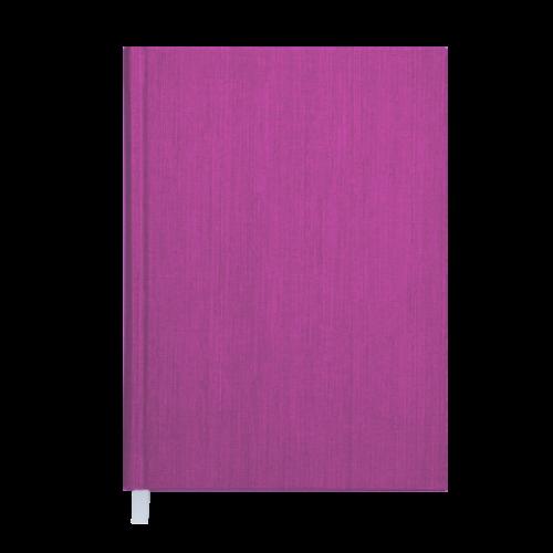 Ежедневник недатированный ACTUAL, A5, 288 стр., малиновый