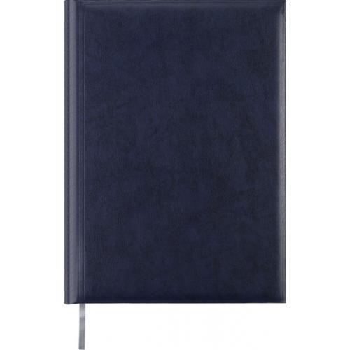 Ежедневник недатированный BASE A4, синий