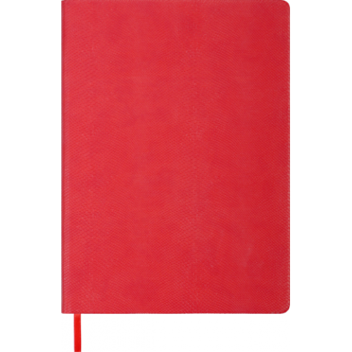 Ежедневник недатированный AMAZONIA А4, красный
