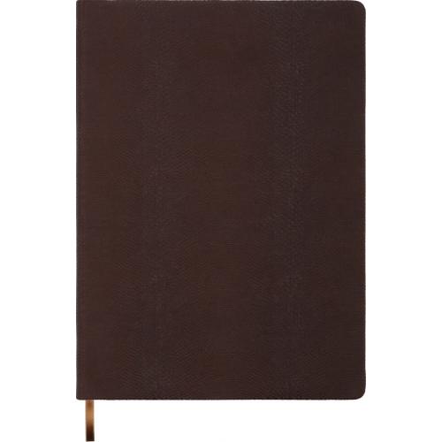 Ежедневник недатированный AMAZONIA А4, коричневый