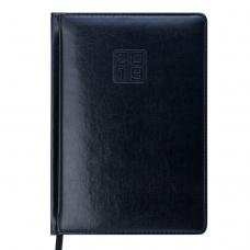 Ежедневник датированный 2019 BRAVO (Soft), A5, черный