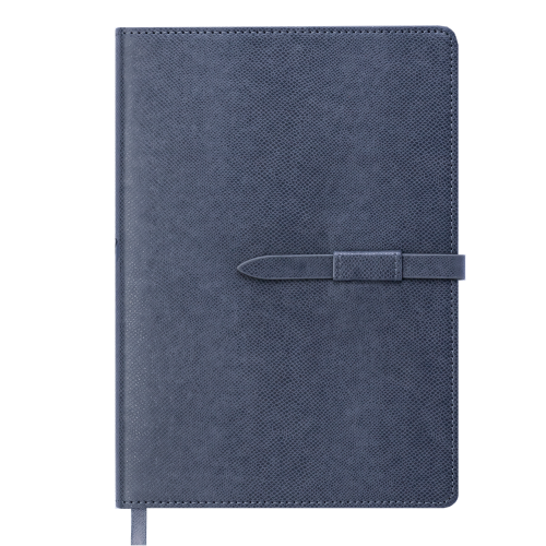 Ежедневник датированный 2019 SOPRANO, A5, 336 стр., серый