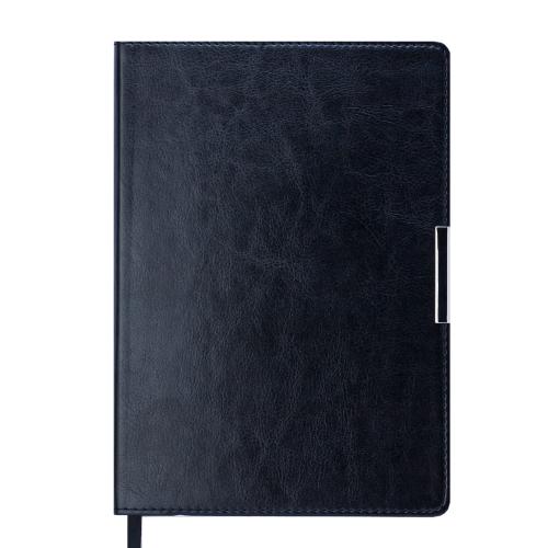 Ежедневник датированный 2019 SALERNO, A5, черный