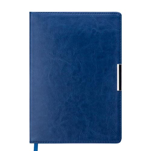 Ежедневник датированный 2019 SALERNO, A5, синий