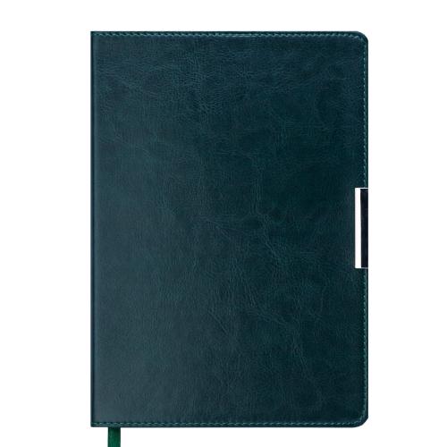 Ежедневник датированный 2019 SALERNO, A5, зеленый