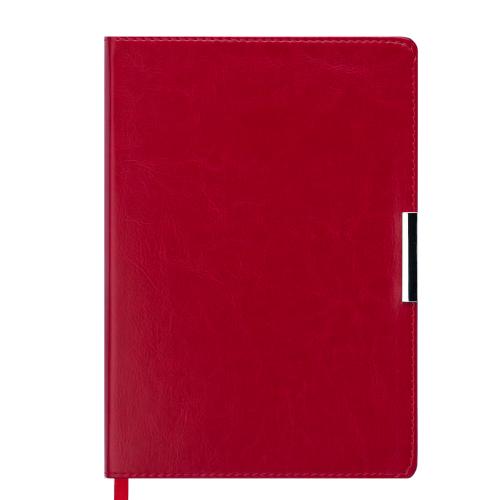 Ежедневник датированный 2019 SALERNO, A5, красный