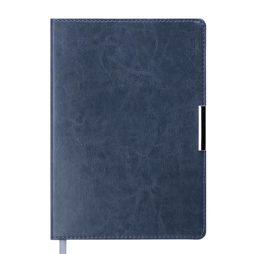 Ежедневник датированный 2019 SALERNO, A5, серый