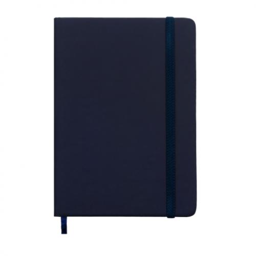 Ежедневник датированный 2019 TOUCH ME, A5, синий