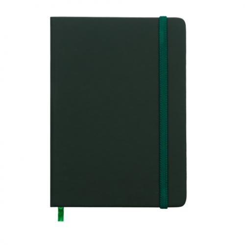 Ежедневник датированный 2019 TOUCH ME, A5, зеленый