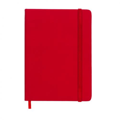 Ежедневник датированный 2019 TOUCH ME, A5, красный
