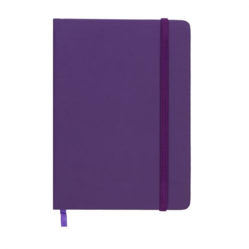 Ежедневник датированный 2019 TOUCH ME, A5, фиолетовый