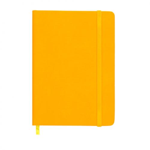 Ежедневник датированный 2019 TOUCH ME, A5, желтый