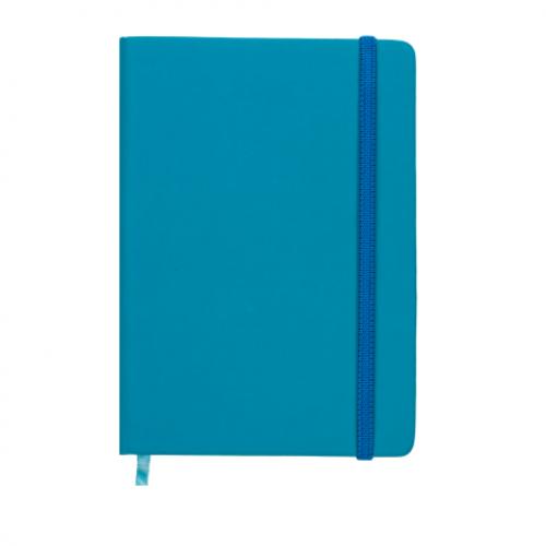 Ежедневник датированный 2019 TOUCH ME, A5, голубой
