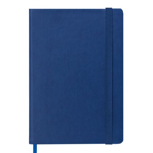 Ежедневник датированный 2019 CONTACT, A5, 336 стр., синий