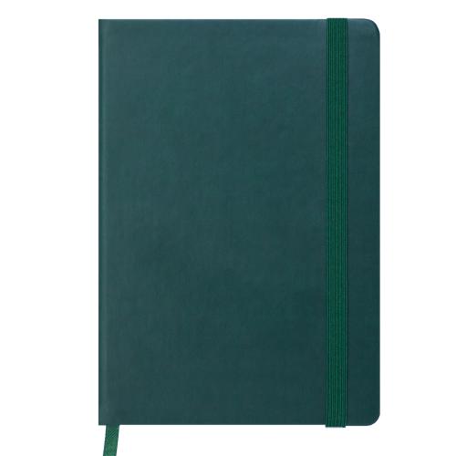 Ежедневник датированный 2019 CONTACT, A5, 336 стр., зеленый