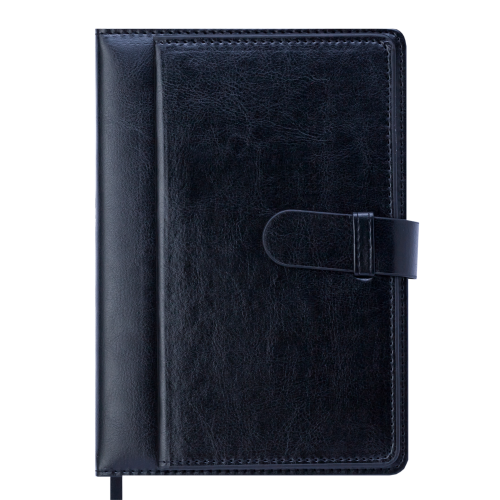 Ежедневник датированный 2019 EPOS, A5, 336 стр., черный