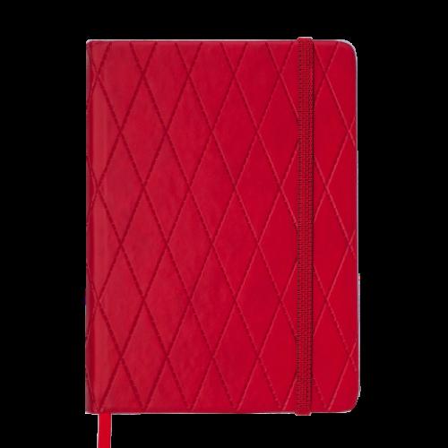 Ежедневник датированный 2019 CASTELLO, A5, красный