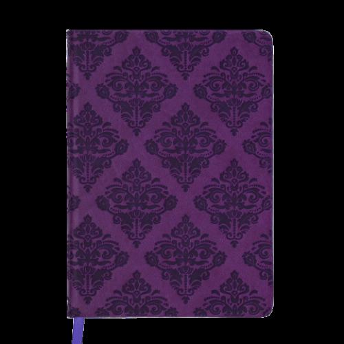 Ежедневник датированный 2019 CASTELLO VINTAGE, A5, 336 стр., вишневый
