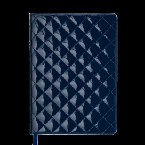 Ежедневник датированный 2019 DONNA, A5, синий