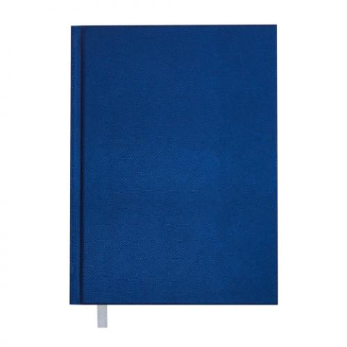 Ежедневник датированный 2019 PERLA, A5, синий