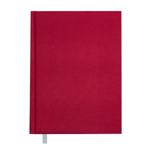 Ежедневник датированный 2019 PERLA, A5, красный