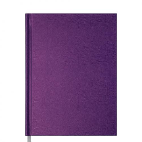 Ежедневник датированный 2019 PERLA, A5, фиолетовый