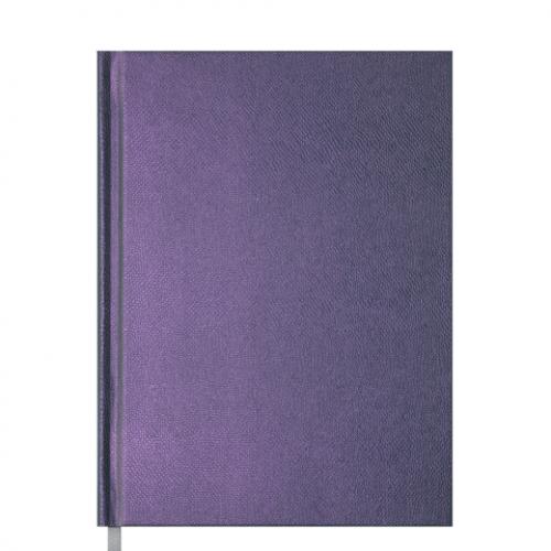 Ежедневник датированный 2019 PERLA, A5, серый