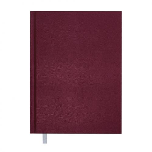 Ежедневник датированный 2019 PERLA, A5, бордовый