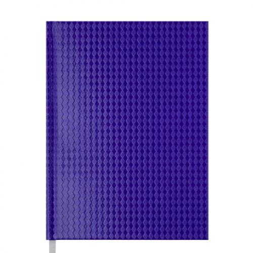 Ежедневник датированный 2019 DIAMANTE, A5, фиолетовый