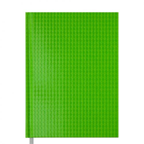 Ежедневник датированный 2019 DIAMANTE, A5, 336 стр., салатовый